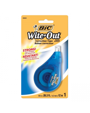 Correction Tape White-Out Bic
