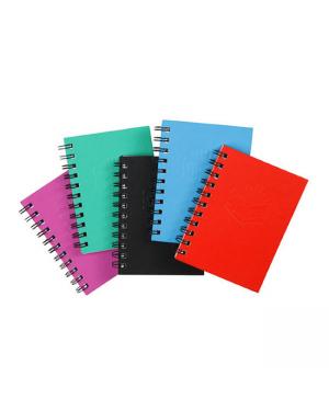 Spirax 510 Notebook A6 Assorted