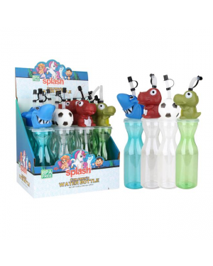Water bottle animal design 450ml