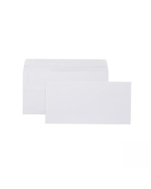 Envelope 110Mmx220Mm Dl White 500/Pk Cumberland