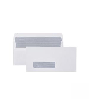 Envelope 110Mmx220Mm Dl White Window 500/Pk Cumberland