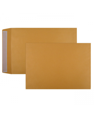 Envelope 255mmx380mm gold - SOLD PER PIECE
