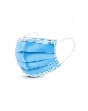 Disposable Facemask Elastic Type 50/Pk