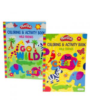 Colouring & Activity Book - Play-Doh