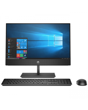 HP 7ZC30PA 600 G5 AIO 21.5 FHD Touch I5-9500T 8GB 1TB DVD W10P-Image 1