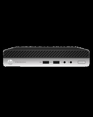 HP 7ZC32PA 400 G5 DM i3-9100T 4GB 500GB W10P