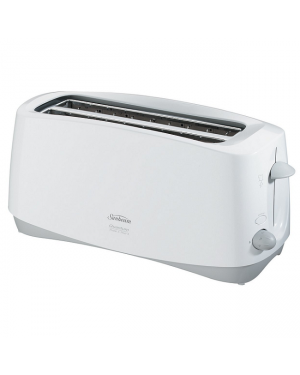 Sunbeam Toaster TA4400, Toaster, Quantum 4 Slice, Cool Touch White