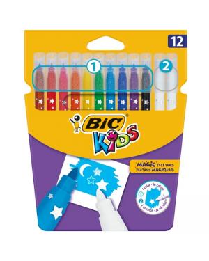Watercolor Pen Bic Kids Magic Coloring Set 12
