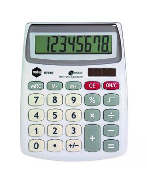 Marbig Calculator Compact Desktop 8 Digit