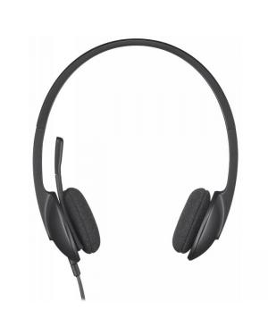 Logitech 981-000477 H340 USB Headset-Image 2