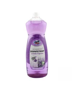 Aussie Clean Disinfectant Liquid Lavender 1L