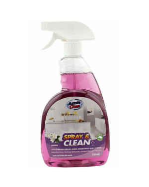 Aussie Clean Spray & Clean Lavender 750mL