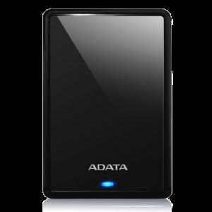 Adata AHV620S-1TU31-CBK 1TB 2.5 USB HDD Black Image 1