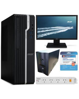 Acer UD.VTFSA.001-ED0 Veriton X2670G SFF i3 4GB 1TB W10P BUNDLE @ ALOTAU BRANCH