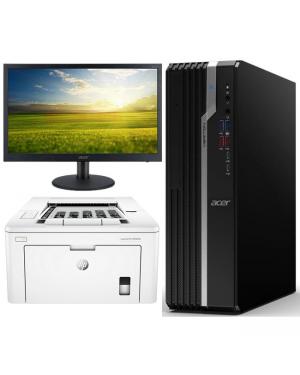 Acer UD.VQWSA.063 Veriton X2660G SFF i3 4GB 1TB W10P BUNDLE@ ALOTAU BRANCH