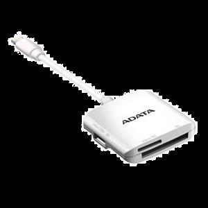 Adata ALRAI910CWH Lightning Card Reader Image 1
