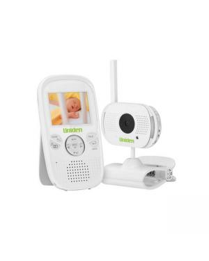 "UNIDEN BW3001 2.3"" dig. Wireless, temp display w/ temp/. Range alert, walkie talkie function"