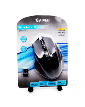 Sansai CAT-3838 2.4Ghz Wireless Optical Mouse