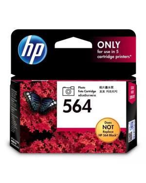HP #564 CB317WA Photo Black Ink