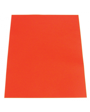 Cover A4 Optix Board 200Gsm Colourful Days Scarlet -Sold Per Piece