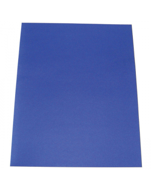Cover A4 Optix Board 200Gsm Colourful Days Royal Blue-Sold Per Piece