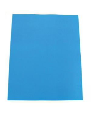 Cover A4 Optix Board 200Gsm Colourful Days Marine Blue-Sold Per Piece