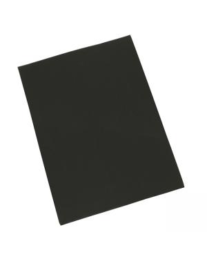 Cover A4 Optix Board 200Gsm Colourful Days Black-Sold Per Piece