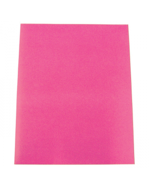 Cover A4 Optix Board 200Gsm Colourful Days Hot Pink-Sold Per Piece