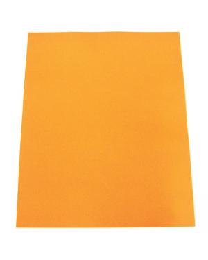 Cover A4 Optix Board 200Gsm Colourful Days Orange-Sold Per Piece