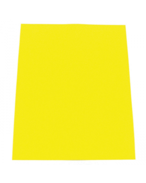 Cover A4 Optix Board 200Gsm Colourful Days Yellow-Sold Per Piece
