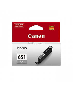 Canon CLI651GY Grey Ink