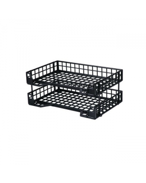 Esselte Industry Le Tray Black 2/Set