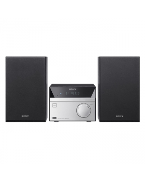 Sony CMTSBT20B Audio Stereo System 3-Box Micro HIFI With Dab+-Image 1
