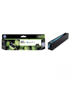 HP #971 XL CN626AA Cyan Ink