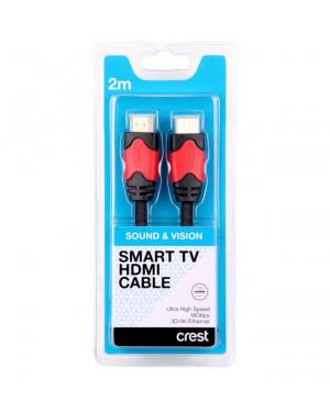 Crest CNA05080 Ultra Hs HDMI Cab W/Eth 2M