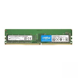 Crucial CT4G4DFS824A DDR4 PC19200-4GB 2400Mhz CL17 Single Rank PC RAM