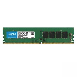 Crucial CT8G4DFS824A DDR4 PC19200-8GB 2400Mhz CL17 Single Rank PC RAM