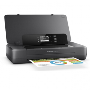 HP OJ 200 MOBILE PRINTER