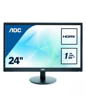 AOC 23.6 E2470SWH/75 FHD Monitor-Image 1