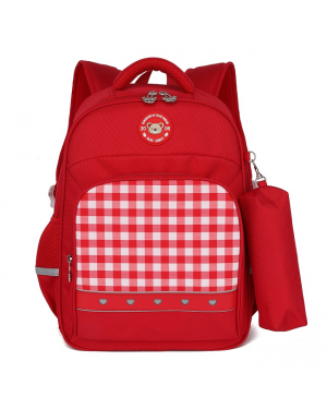 40.5X29X14 School Bag For 6-12 Years Old