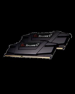GSkill F4-3200C16D-16GVKB 16GB Dual Channel Kit (8GB X2) PC4-25600/DDR4 3200Mhzk-Image 1