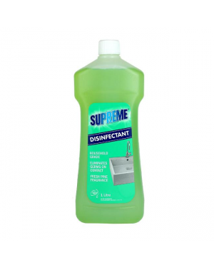 Supreme Pine Disinfectant 1L