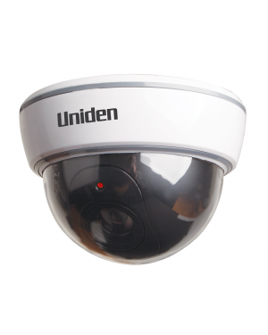 Uniden G101 Dome Imitation Surveillance Camera for Home & Business