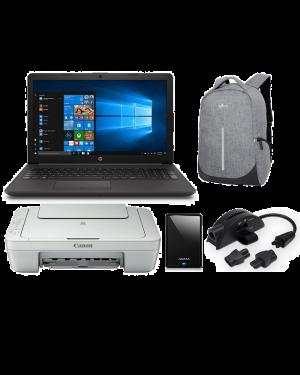 HP 250 G7 6VV92PA i3 15.6 4GB 500GB DVDRW W10H BUNDLE  @ GOROKA BRANCH