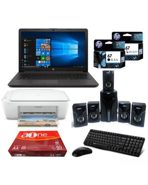 HP 250 67 2F1X8PA 15.6 8GB 256GBSSD W10H Laptop BUNDLE @ HAGEN BRANCH