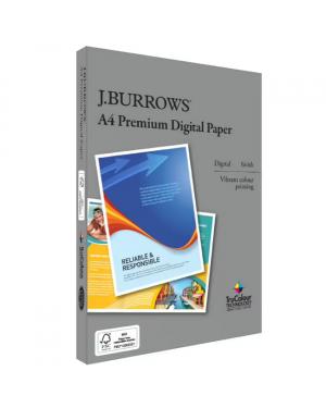 J.Burrows Premium A4 Digital copy paper 250/pack