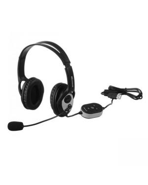 Microsoft JUG-00017 Lifechat LX-3000 USB Headset Noise Cancelling Mic-Image 4