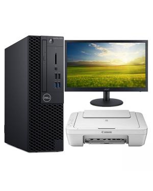 Dell Optiplex 3070 SFF i3-9100 4GB 1TB W10P BUNDLE @ KIMBE BRANCH