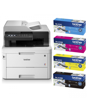 Brother MFC-L3770CDW Colour MFP BUNDLE @ KIMBE BRANCH