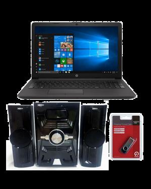 HP 250 G7 6VV94PA Cel 15.6 4GB 500GB DVDRW W10H BUNDLE @ KIMBE BRANCH